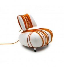 Poutain Accent Chair
